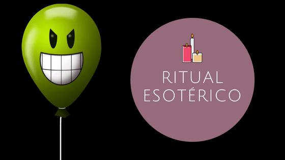 Ritual para atormentar al enemigo